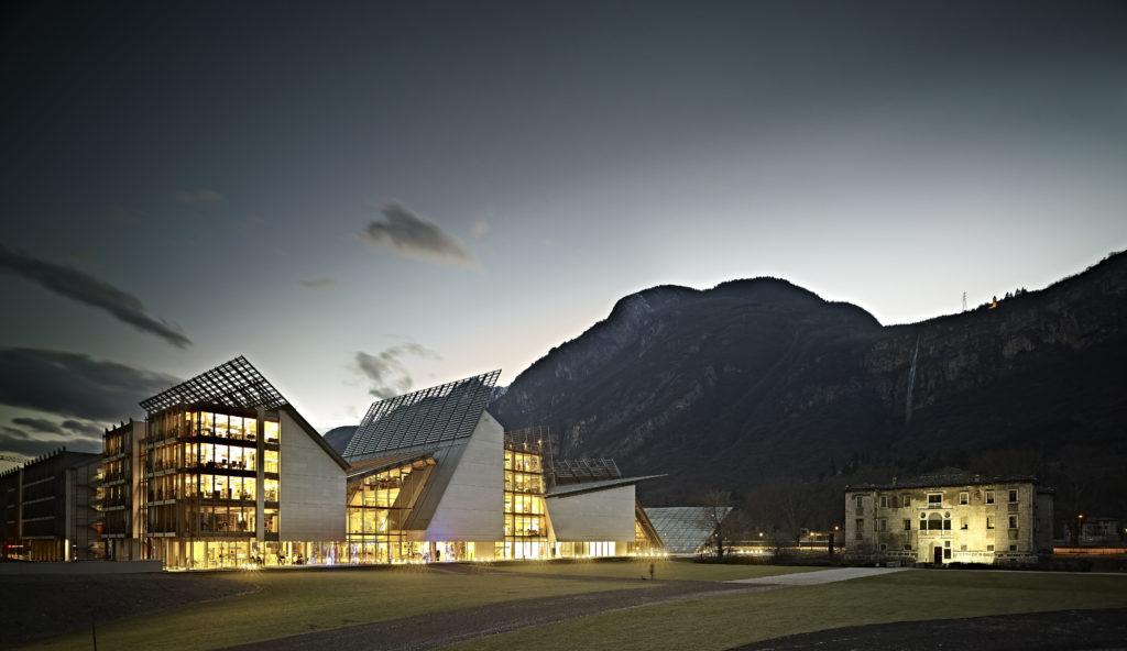 Muse - Museo delle scienze of Trento