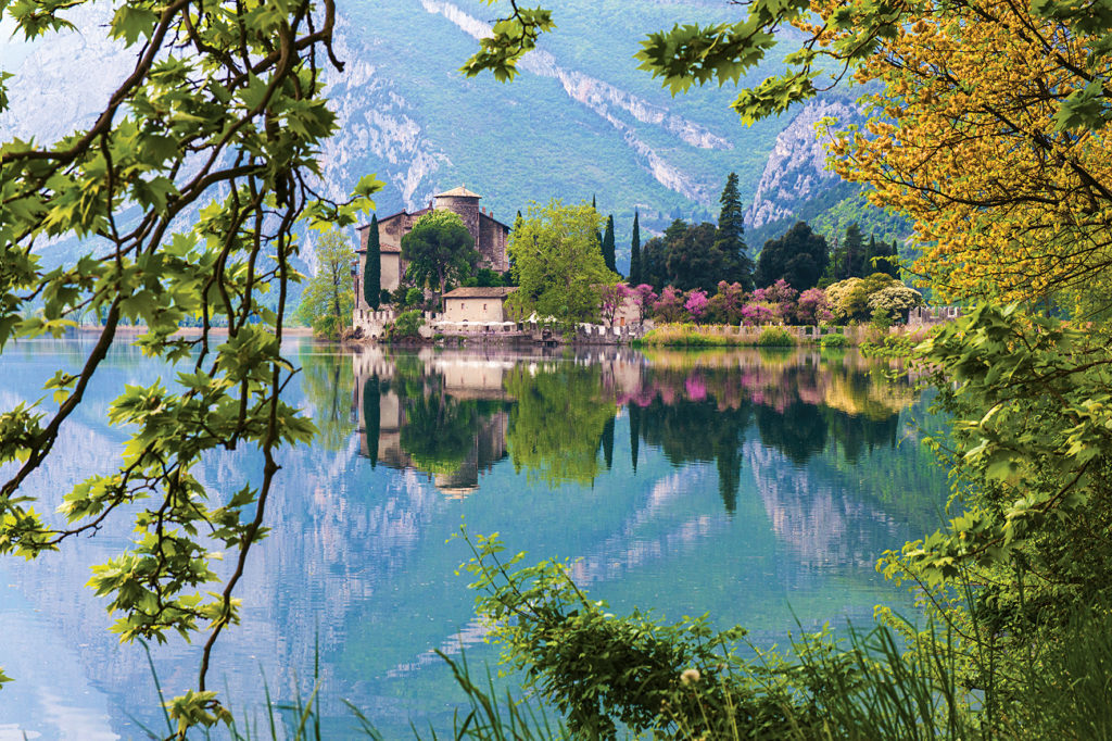 Valle dei Laghi - Toblino - Castel Toblino